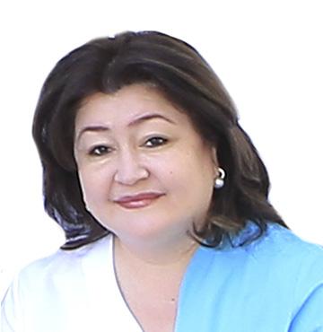 Нарзиева Саодат Бурхановна