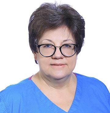 Пахомова Жанна Евгеньевна