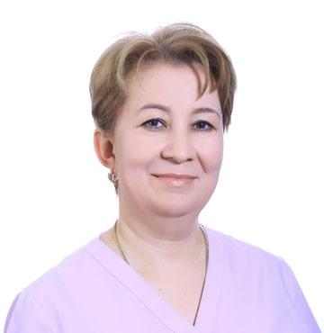 Мензатова Лиля Романовна