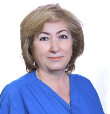 Аванесян Нонолия Самвеловна