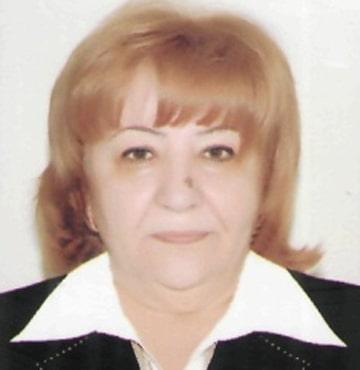 Гафурова Рахима Маматхановна