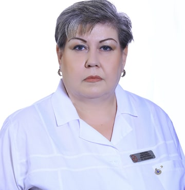 Чатаева Светлана Маратовна