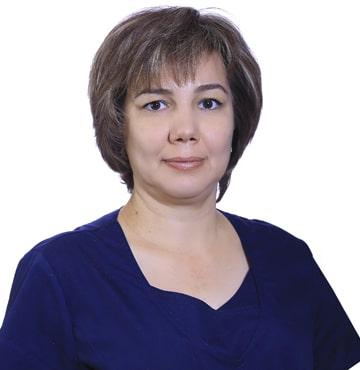 Кирюшина Руфия Ринатовна