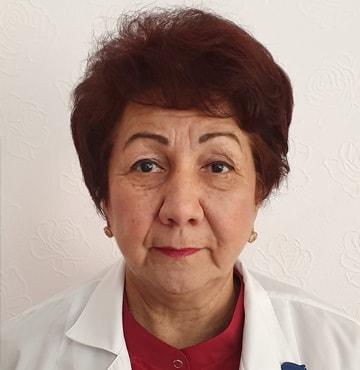 Хуснитдинова Раиса Искандеровна