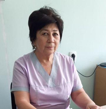 Ташбекова Мунира Бахрамовна